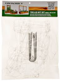 amazon com gronomics tnk 48 80 trellis net kit 48 by 80 inch