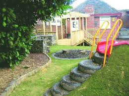 Backyard Play Area Ideas by 26 Best Backyard Playground Images On Pinterest