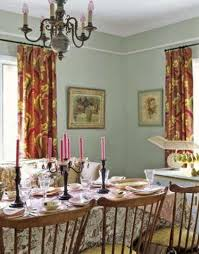 Feng Shui Curtain Colors Living Room Good Feng Shui Tips For Your Dining Room Decorating Red Color Accents