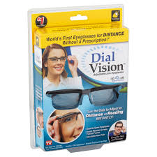 as seen on tv dial vision adjustable distance reading lens