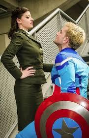 Captain America Halloween Costumes 10 Superhero Couples Costumes Ideas Couples
