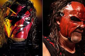 Kane Halloween Costume Wwe Kane Return Wearing Mask Cageside Seats