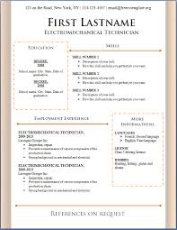 Download Resume Template Word Download Resume Templates Template