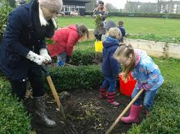 friends of barnes common growing together community gardening