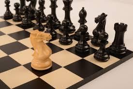 heritage chess ebony v boxwood luxury chess boards