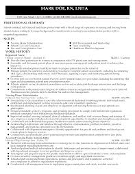 Resume Samples Healthcare Administration by Nursing Home Administrator Resume Resume For Your Job Application