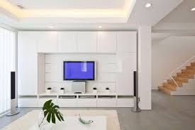 home design living room shelves on wall awesome throughout built