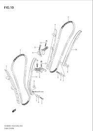 2005 suzuki boulevard c50 vl800 cam chain parts best oem cam