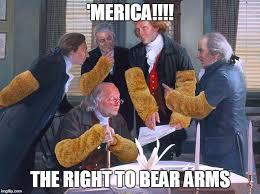 Right To Bear Arms Meme - right to bear arms memes imgflip