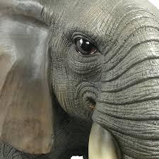 elephant resin garden ornament 113 99 garden4less uk shop