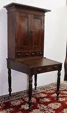 Antique Desk With Hutch Pine Antique Desks Ebay