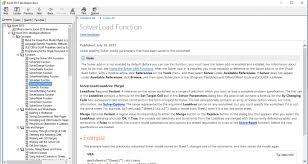 excel vba help documentation install stack overflow