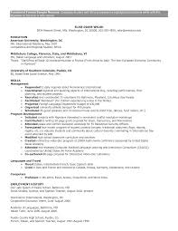 Free Chronological Resume Template 100 Free Resume Samples In Canada Basic Cover Letter For A