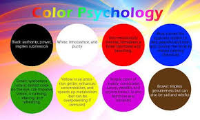 color and mood chart psychology of colour google search color color color