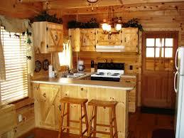best rustic unfinished pine kitchen cabinets u2014 jen u0026 joes design