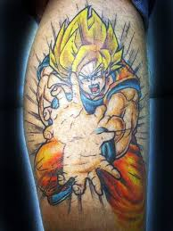 15 dragon ball z tattoos even frieza would admire dragon ball