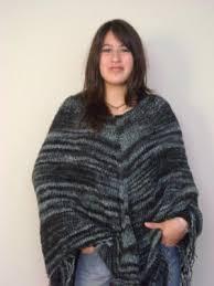 ponchos a palillo ponchos tejidos a telar y palillo artesanum com