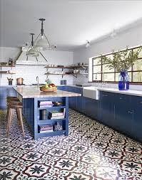 Tile In Kitchen Residential Cement Tiles Concrete Floor And Wall Tiling