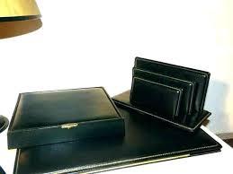 parure bureau cuir parure bureau cuir de en ligne trocadacro simili bim a co