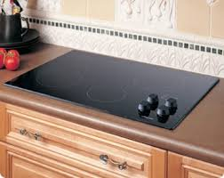 cer sink stove combo dacor cer304bg 30 inch electric cooktop with a safety heat limiter