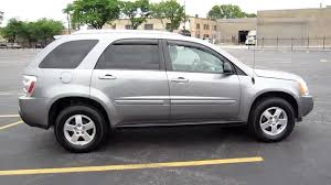 used lexus for sale chicago 2005 chevy equinox lt for sale chicago youtube
