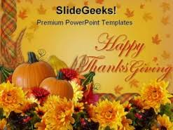 thanksgiving powerpoint powerpoint templates