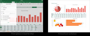 Simple Spreadsheet For Ipad Office For Ipad Now Includes Printing Office Blogs