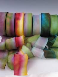 dyed ribbon a hanah dyed silk ribbon collection dyed silk ribbon bias