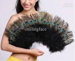 peacock fan belly fans bellydance peacock fans peacock feather fans
