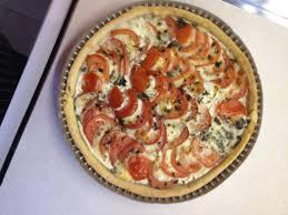 la cuisine sans sel recette quiche à la tomate sur le sans sel de menelwe de