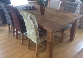 the authentic waxed 4 plank dining table kubek furniture the authentic waxed 4 plank dining table