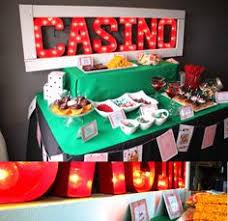 Poker Party Decorations Decoração Poker Casino Party Pinterest Alice In Wonderland