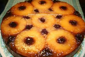 pineapple upside down cake semi homemade smitha u0027s spicy
