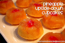 mormon mavens in the kitchen pineapple upside down cupcakes