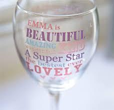 Beautiful Wine Glasses Personalised U0027best Mum U0027 Wine Glass By Letteroom