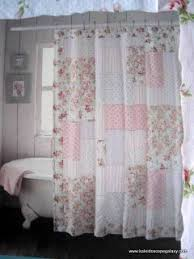 Cottage Shower Curtains Best 25 Shabby Chic Shower Curtain Ideas On Pinterest Rustic