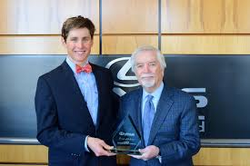 lexus richmond hill lexus of richmond leadership award week 22 edward anderson