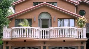House Plan Home Balcony Design India Wonderful Roof