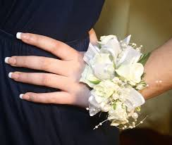 white corsages for prom 23 best prom flowers images on bridal shower corsages
