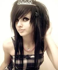 haircut for long hair girl emo hairstyles for girls top 10 ideas