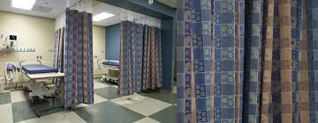 hospital cubicle curtains medical privacy systems hinkel