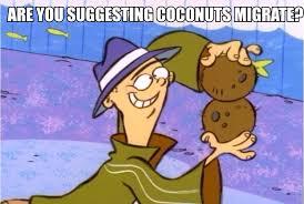 Ed Meme - ed edd n eddy coconut meme by kcn27 on deviantart
