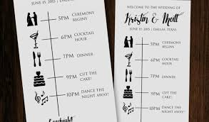 wedding itinerary for guests wedding timeline template awesome 100 wedding day schedule