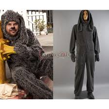 Quality Halloween Costumes Custom Wilfred Dog Costume Lovely Cosplay Costume Men