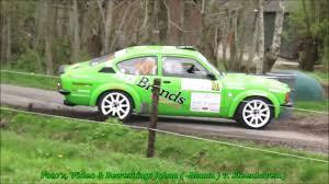 opel kadett rally car centraal nederland short rally mark en roy opel kadett c coupe
