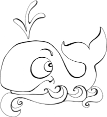 whale coloring pages for kids printable coloring book pages
