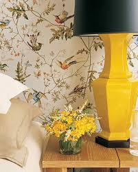 shades of orange colour yellow rooms martha stewart
