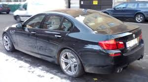 first bmw m5 first bmw m5 spotted in stockholm sweden cellphone video youtube