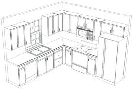 kitchen plan ideas l shaped kitchen layout flaxandwool co