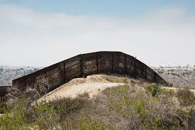 trump wall can secure the border its own wired wall alone can secure the border matter who pays for